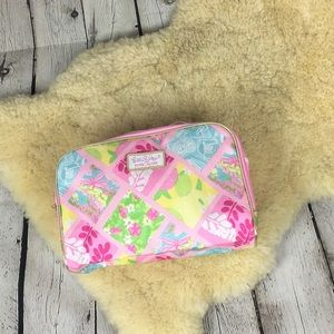 Lilly Pulitzer mystery Beauty bag